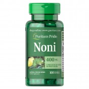 Noni 400mg (Bem-Estar + Metabolismo) Puritan